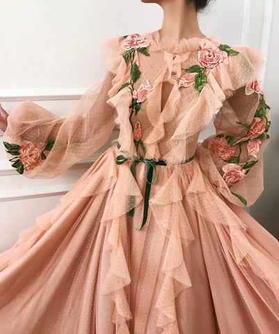 Tempting Rose TMD Gown
