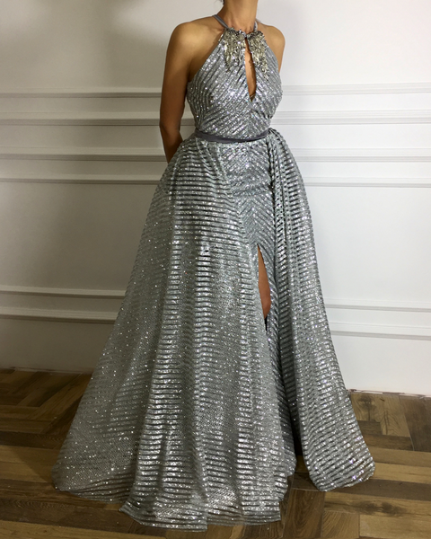 Silver Sand TMD Gown