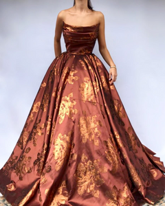Firemist Spice TMD Gown