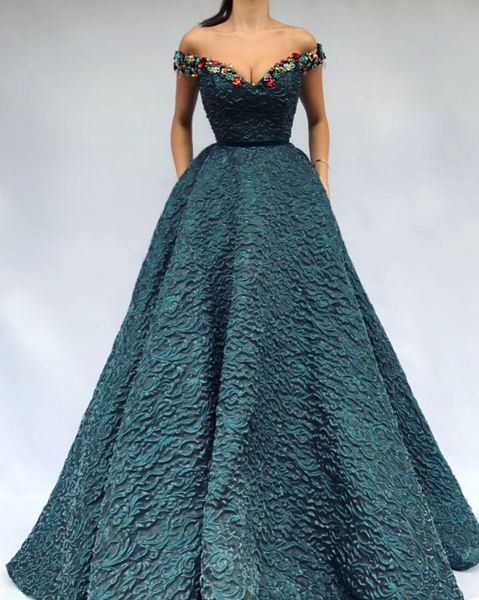 Mandalay Embel TMD Gown