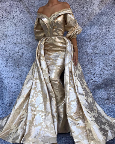 Arabian Sands TMD Gown