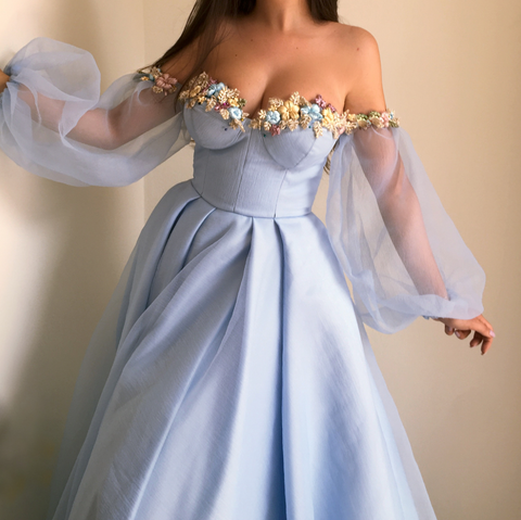 Lovely Vista TMD Gown