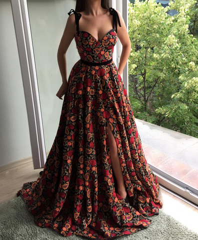 Caravel Flower TMD Gown