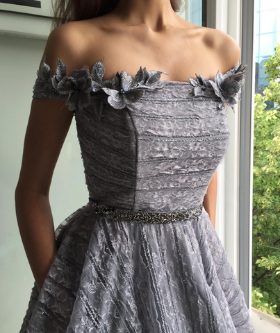 October Sky TMD Gown