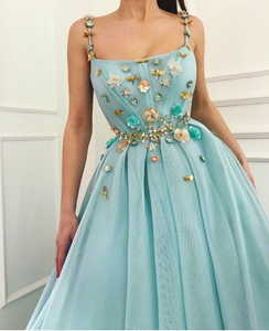 Azure Beauty TMD Gown