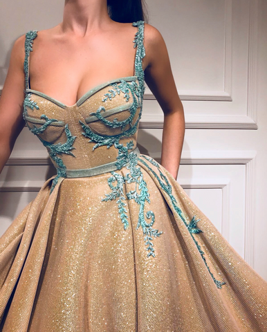 Ariana Brilliance TMD Gown