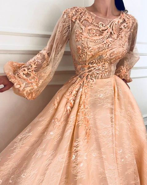 Rose Fawn TMD Gown
