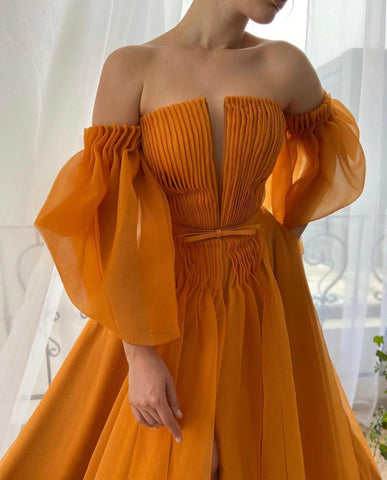 Sunny Love Organza Gown
