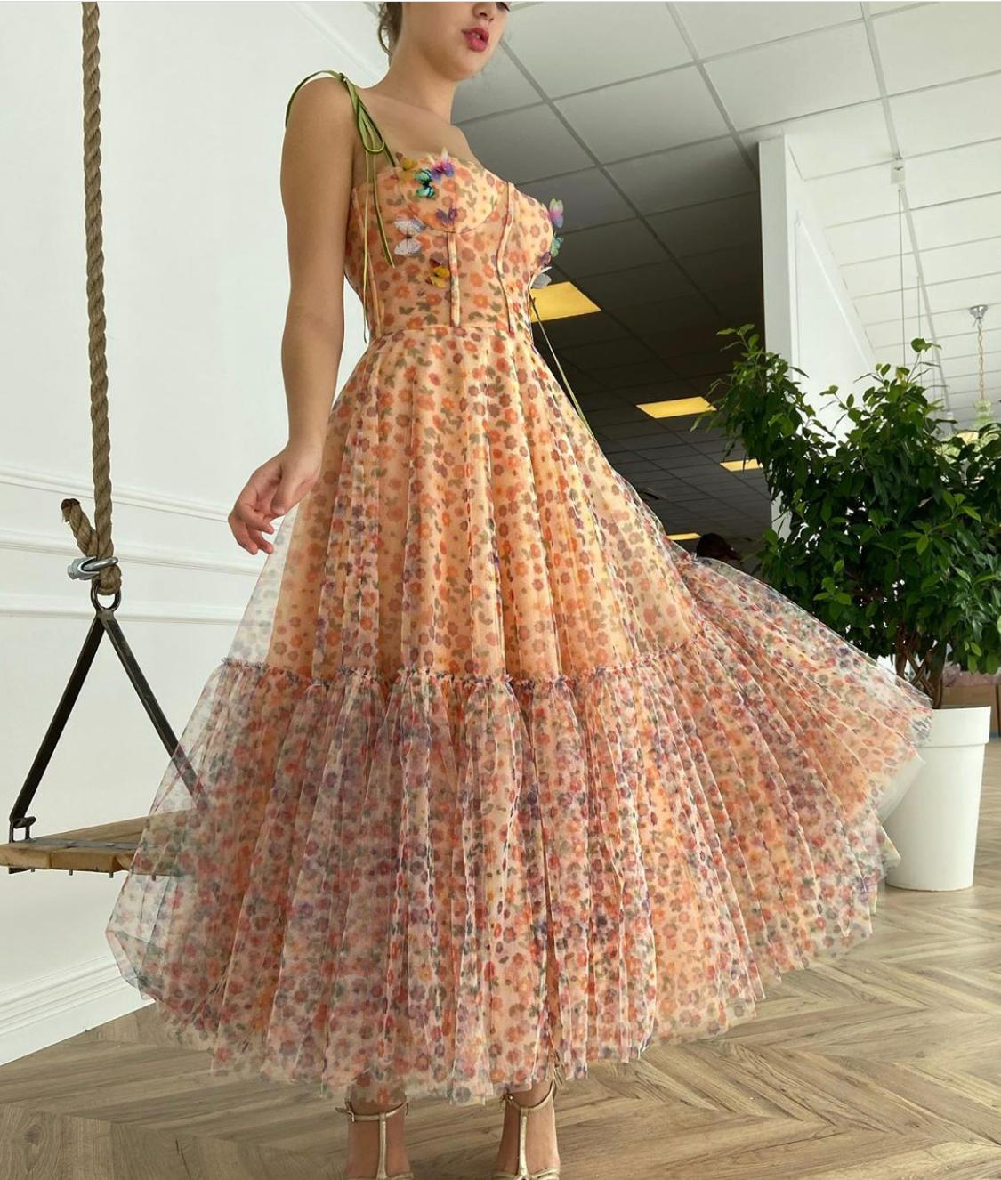 Forever Butterflies Dress