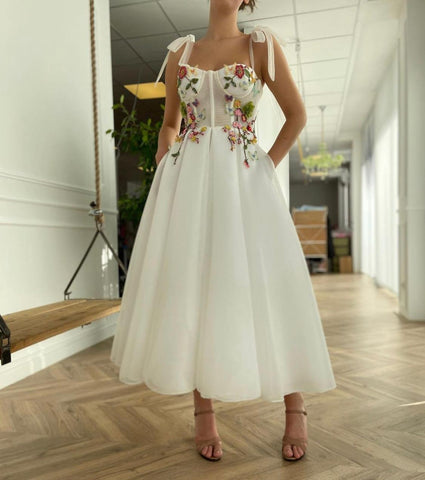 Alicia Wonderflowers Bridal Dress