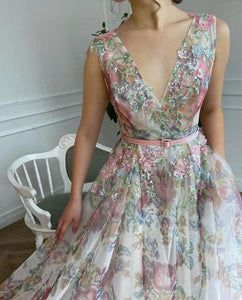 Roses Fantasy Gown