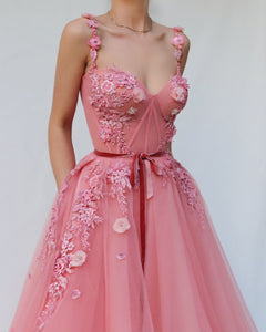 Amorous Rosette TMD Gown