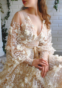 Blooms of Marianne Gown