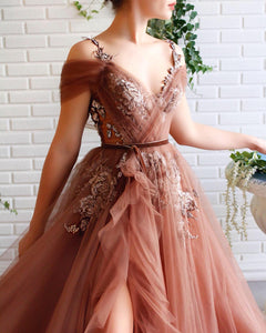 Enchanting Hazely Lace Gown