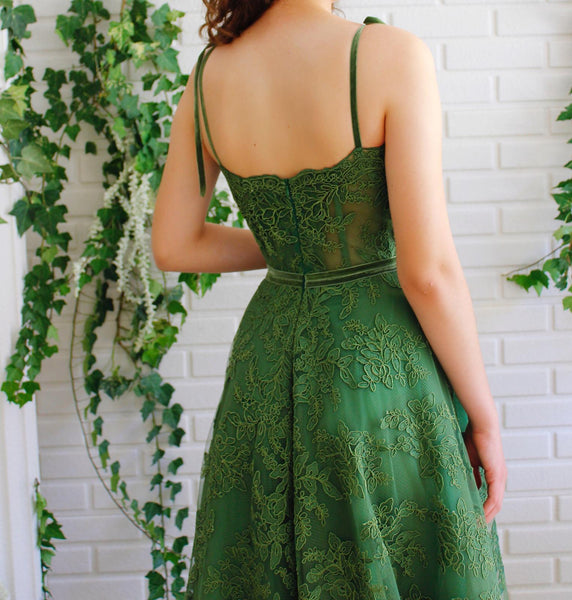 Forever Moss Gown
