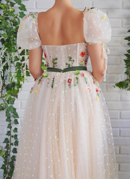 Floral Dreams Gown