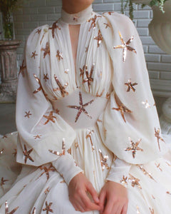 Starry Melissa Gown