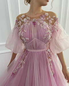 Charming Pastel Gown