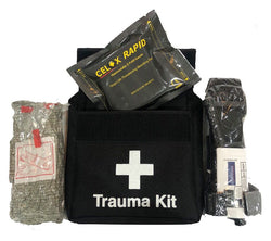 Why You Should Carry A Trauma Kit!