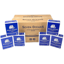 Seven Oceans 2-Month Survival Food Pack - 24 x 500 g Long Life Biscuit Rations