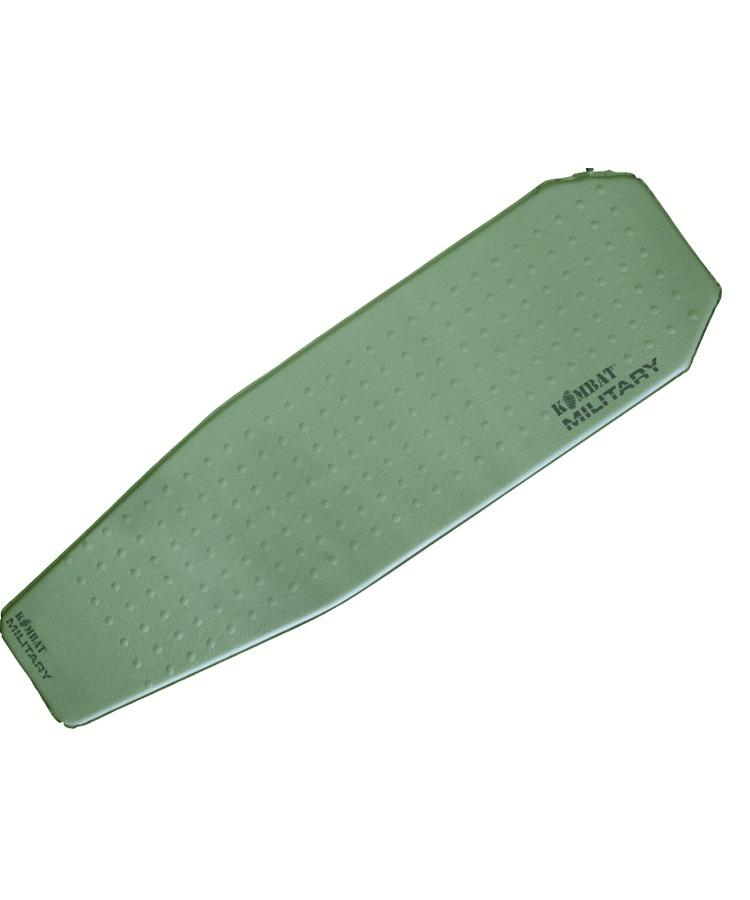 Inflatable Roll Mat - Olive Green