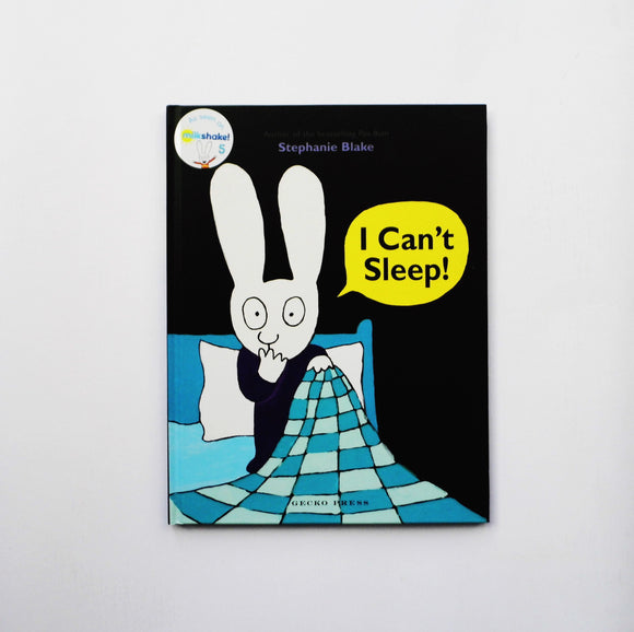 I Can't Sleep by Stephanie Blake