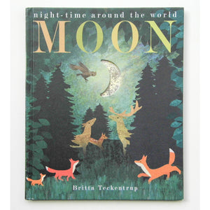 Moon by Britta Teckentrup