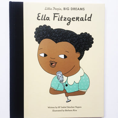 Little People Big Dreams: Ella Fitzgerald