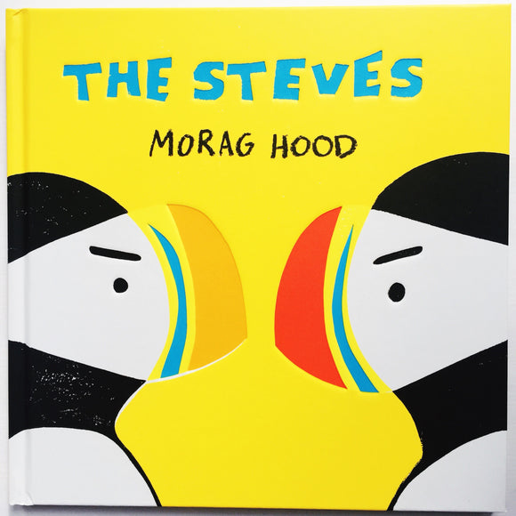 The Steves by Morag Hood