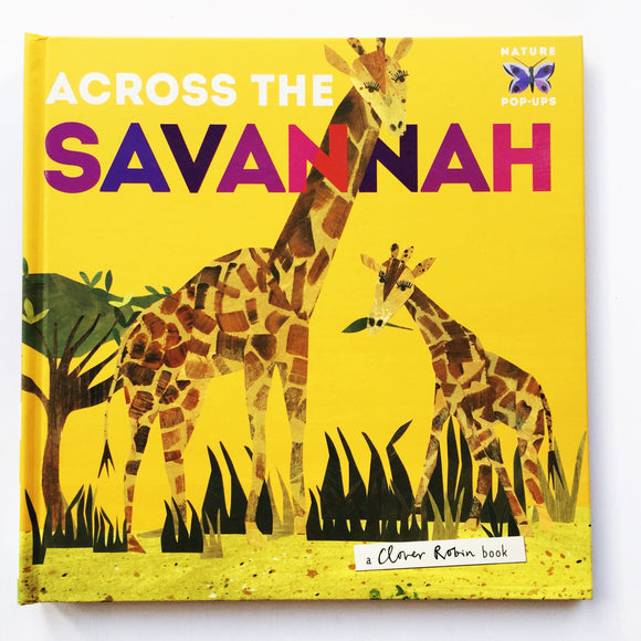 Across the Savannah by Libby Walden