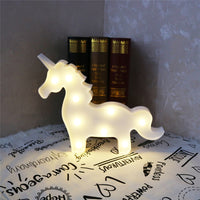 Cute 3D Unicorn Led Kids Night Light! - GuysandGirlsGeneral