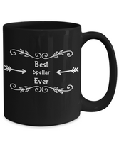Best Speller Shout Out Funny Coffee Mug! - GuysandGirlsGeneral