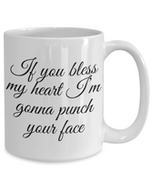 Funny Texas Coffee Mug- Bless Your Heart - GuysandGirlsGeneral