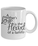 Happy Mother's Day Mom A Mothers Love Is- Best Mom Coffee Mug- Birthday Anniversary Mother's Day Gifts for Mom - GuysandGirlsGeneral