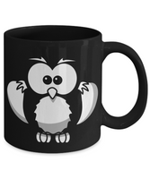Owl Lovers Coffee Mug! Perfect Christmas Gift!