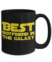 Star Wars BOYFRIEND Coffee Mug- BLACK FRIDAY SALE