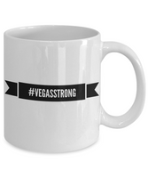 Show Your Support, Love and Strength of Las Vegas! Las Vegas Coffee Mug #PrayForVegas