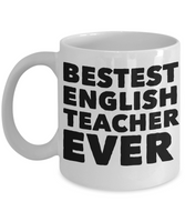 Perfect Christmas Gift Coffee Mug For Your Favorite Teacher!