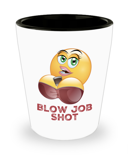 Adult Sexy Fun Blow Job Shot Glass! - GuysandGirlsGeneral