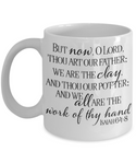 The Perfect Christmas Holiday Coffee Mug Gift For The Believer!