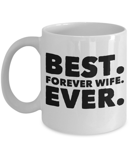 Perfect Gift Coffee Mug For Favorite Wife Holiday Christmas Birthday Gifts