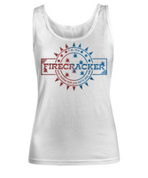 I'm The Firecracker Your Mother Told You Not To Play With Sexy Tank Top for Women | Josh Turner firecracker T-Shirt Tank Top |