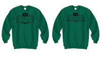 Christmas Couple Gift Sweatshirts For Favorite Grandma & Grandpa! - GuysandGirlsGeneral