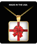 Beautiful Square Necklace for The Special Christmas Gift in Your Life! - GuysandGirlsGeneral
