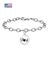 Texas Love Strong Christmas Holiday Gift Bracelet!