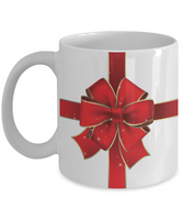 Perfect Christmas Holiday Gift Coffee Mug For Your Favorite Coffee Drinker in Life!