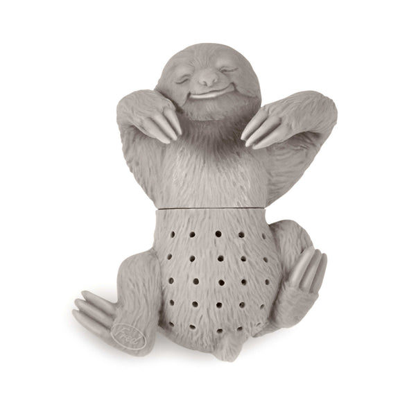 Cute Slow Brew Grey Sloth Tea Infuser