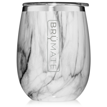 UNCORK'D XL 14 OZ WINE TUMBLER | CARRARA