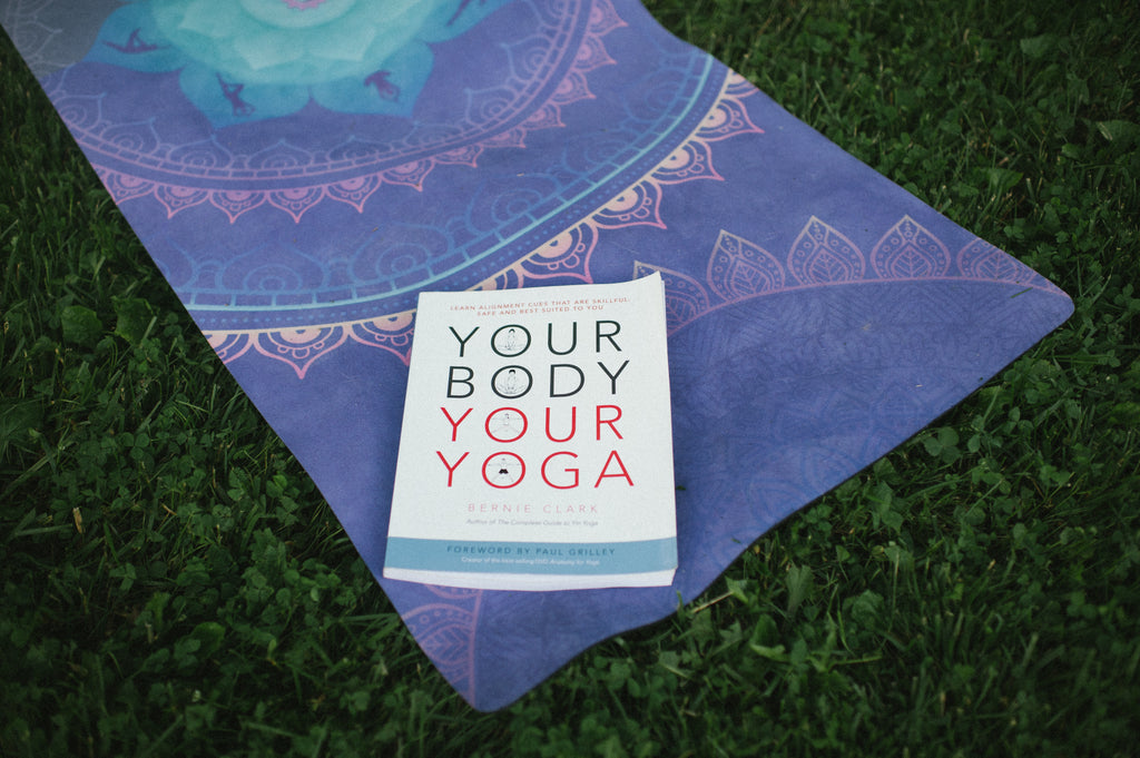 Your Body Your Yoga Book