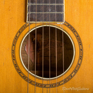 Vintage Early 1900's Lyon and Healy Lakeside Acoustic Guitar